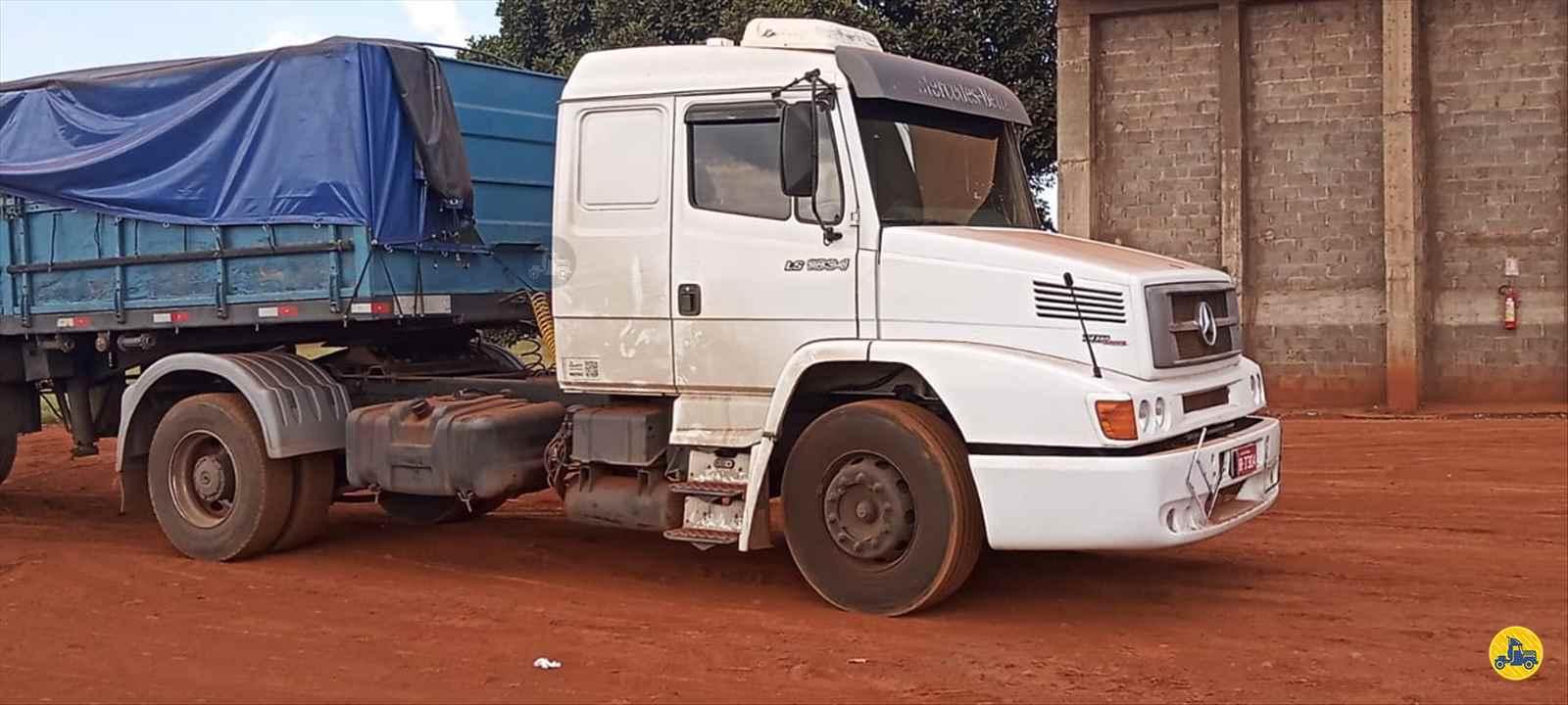 CAMINHAO MERCEDES-BENZ MB 1634 Cavalo Mecânico Toco 4x2 Zanon Caminhões e Implementos PASSO FUNDO RIO GRANDE DO SUL RS
