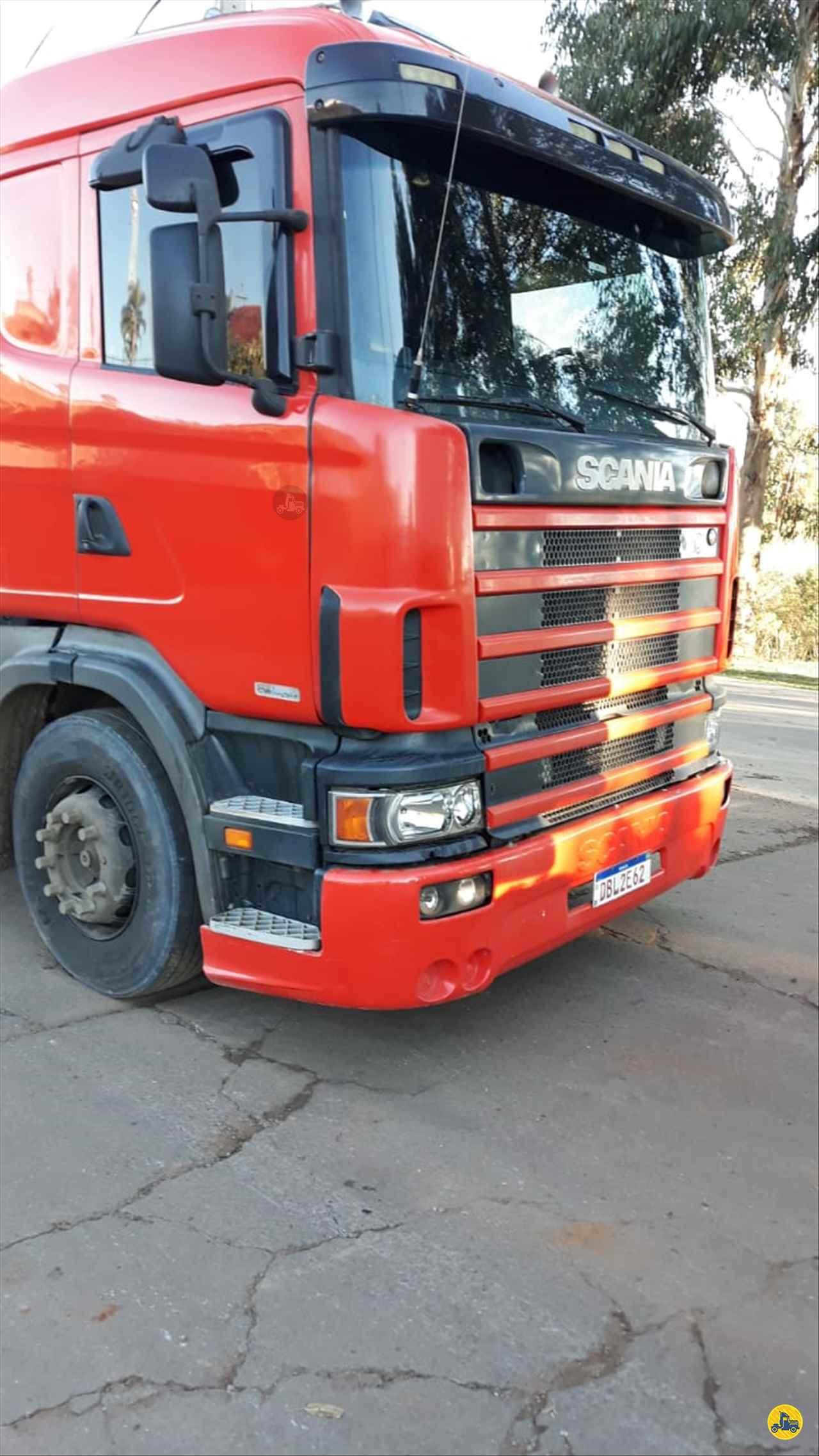 CAMINHAO SCANIA SCANIA 114 380 Cavalo Mecânico Truck 6x2 Zanon Caminhões e Implementos PASSO FUNDO RIO GRANDE DO SUL RS