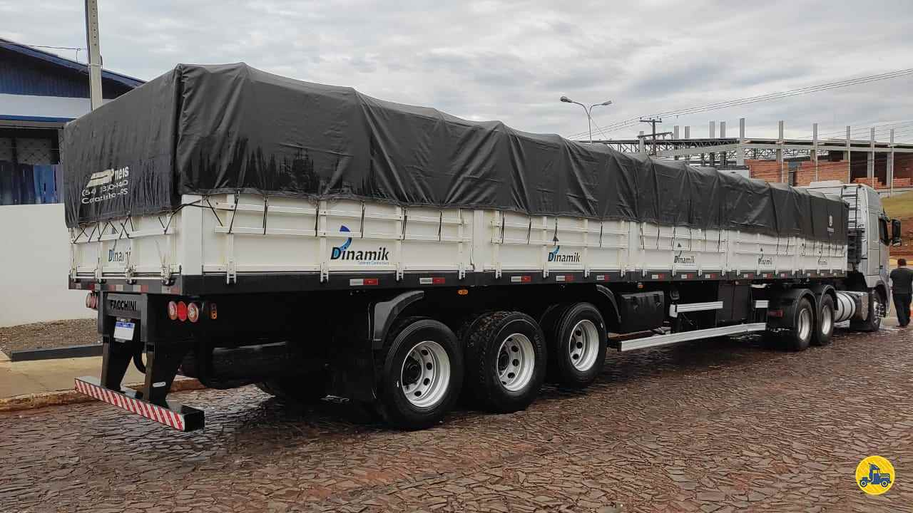 CARRETA SEMI-REBOQUE GRANELEIRO Zanon Caminhões e Implementos PASSO FUNDO RIO GRANDE DO SUL RS