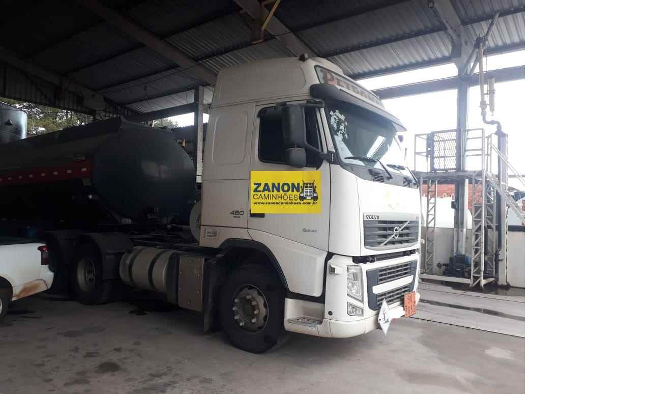 VOLVO FH 460 de Zanon Caminhões e Implementos - PASSO FUNDO/RS