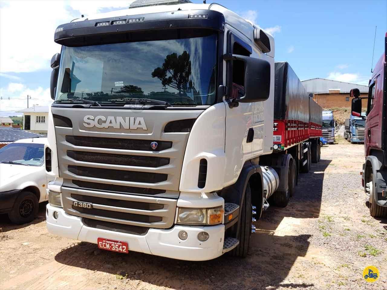 SCANIA 380 de Zanon Caminhões e Implementos - PASSO FUNDO/RS