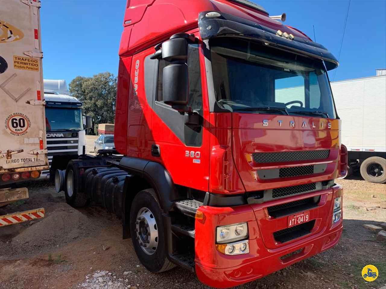 CAMINHAO IVECO STRALIS 380 Cavalo Mecânico Truck 6x2 Zanon Caminhões e Implementos PASSO FUNDO RIO GRANDE DO SUL RS