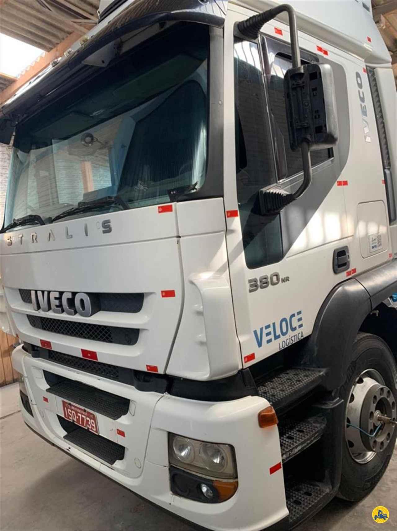 CAMINHAO IVECO STRALIS 380 Cavalo Mecânico Toco 4x2 Zanon Caminhões e Implementos PASSO FUNDO RIO GRANDE DO SUL RS