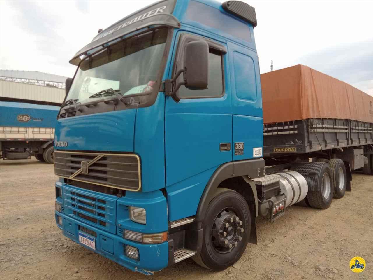 CAMINHAO VOLVO VOLVO FH12 380 Cavalo Mecânico Truck 6x2 Zanon Caminhões e Implementos PASSO FUNDO RIO GRANDE DO SUL RS