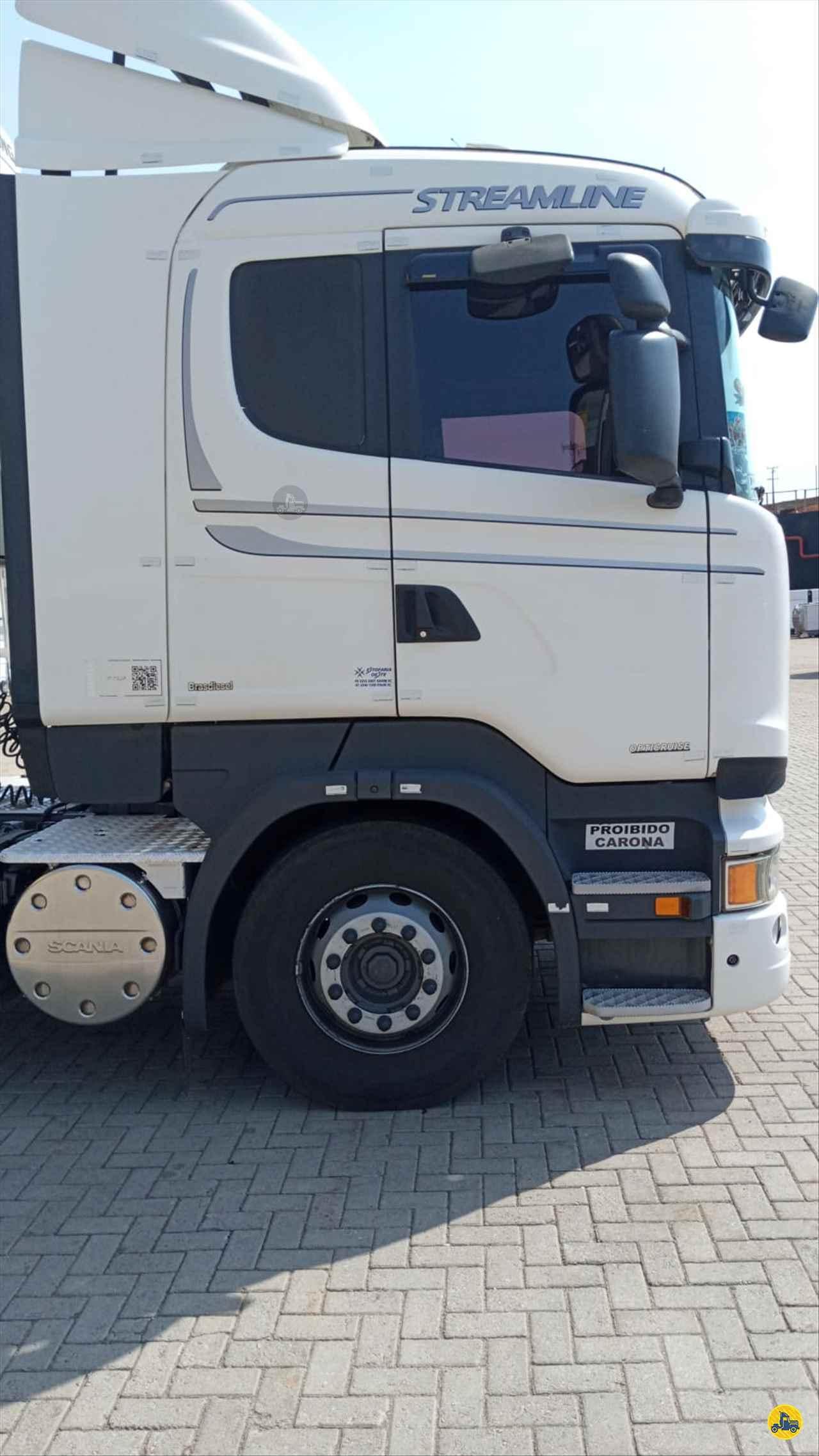 CAMINHAO SCANIA SCANIA 440 Cavalo Mecânico Truck 6x2 Zanon Caminhões e Implementos PASSO FUNDO RIO GRANDE DO SUL RS