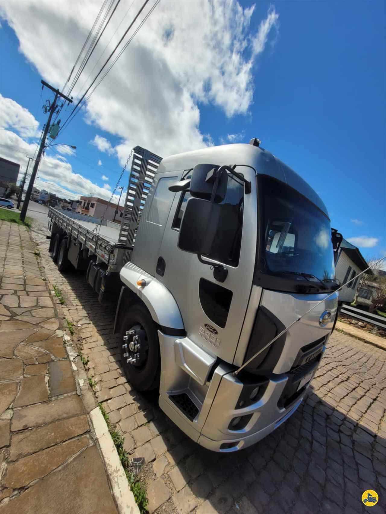 CAMINHAO FORD CARGO 2431 Carga Seca Truck 6x2 Zanon Caminhões e Implementos PASSO FUNDO RIO GRANDE DO SUL RS