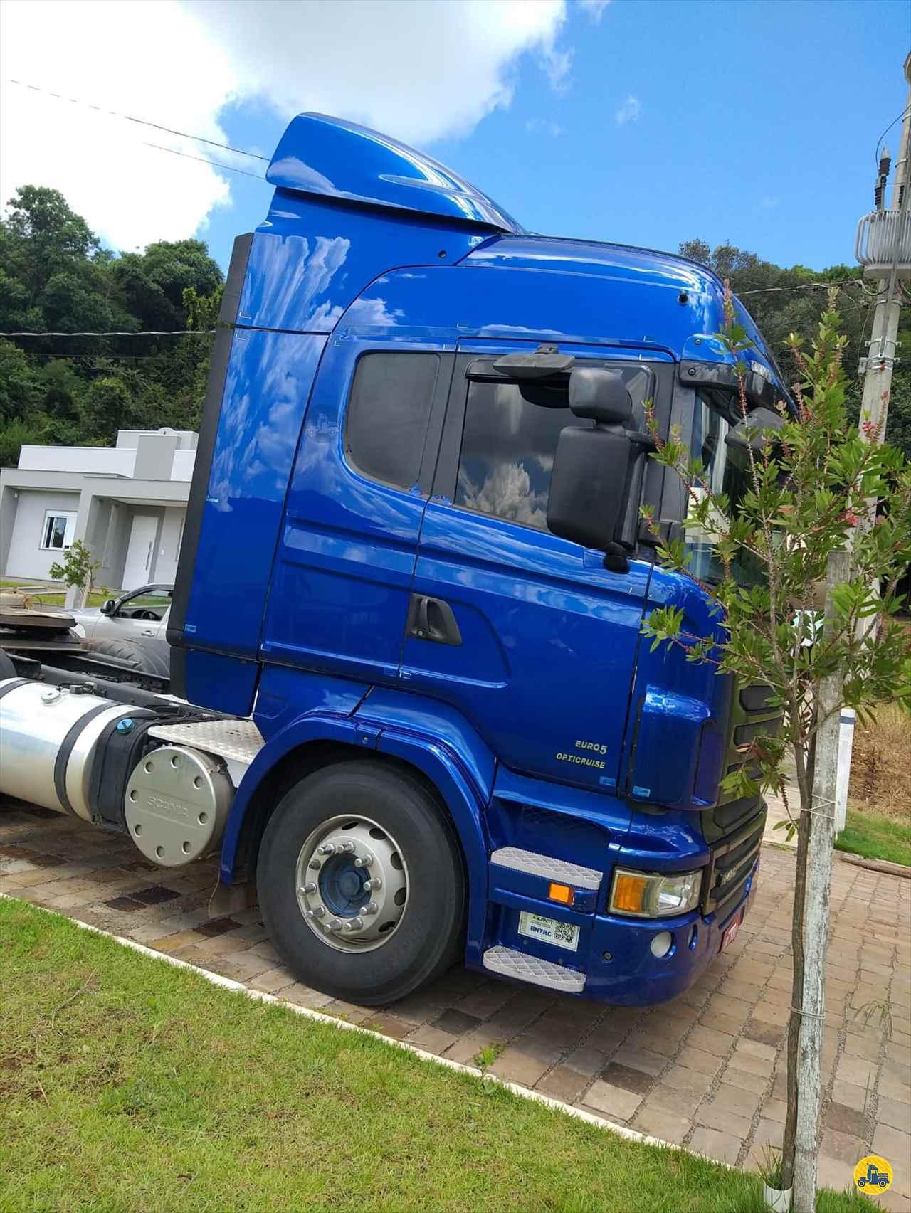 CAMINHAO SCANIA SCANIA 480 Cavalo Mecânico Truck 6x2 Zanon Caminhões e Implementos PASSO FUNDO RIO GRANDE DO SUL RS