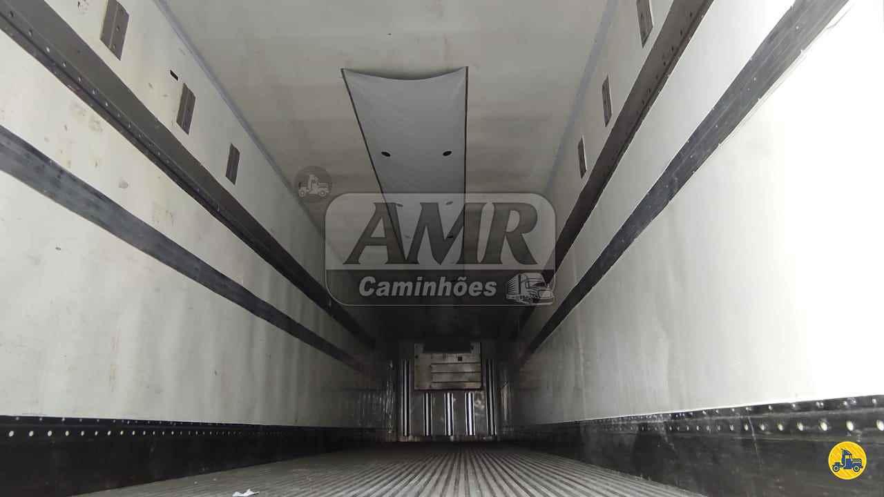 SEMI-REBOQUE FRIGORIFICO  2011/2011 AMR Caminhões