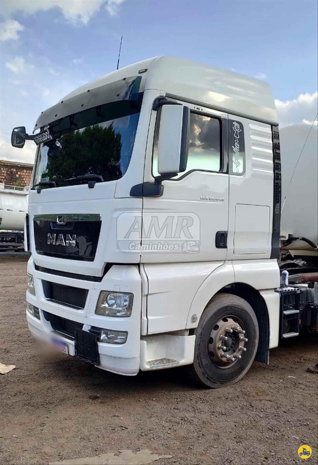 MAN TGX 28 440 106000km 2019/2020 AMR Caminhões