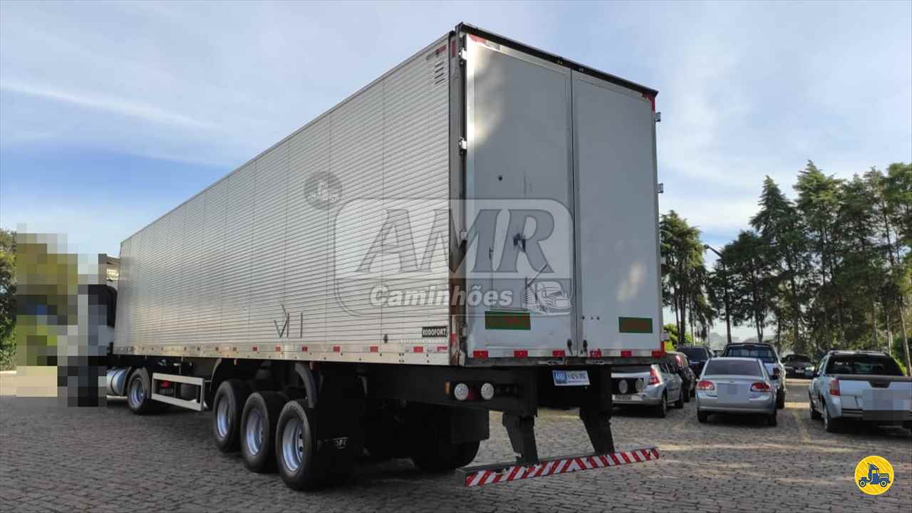 BAU FURGÃO de AMR Caminhões - JUNDIAI/SP