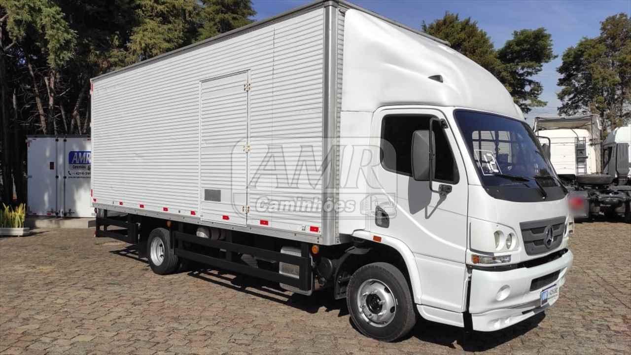 MB 815 de AMR Caminhões - JUNDIAI/SP