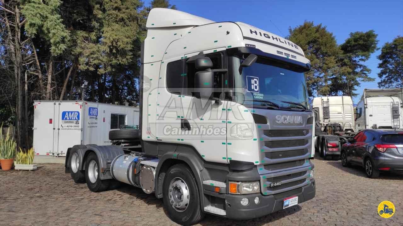 SCANIA 440 de AMR Caminhões - JUNDIAI/SP