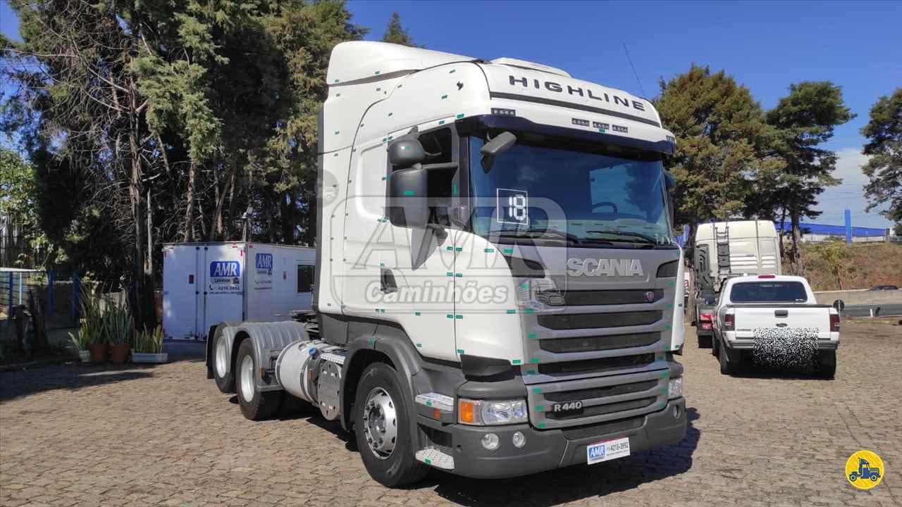 CAMINHAO SCANIA SCANIA 440 Cavalo Mecânico Truck 6x2 AMR Caminhões JUNDIAI SÃO PAULO SP