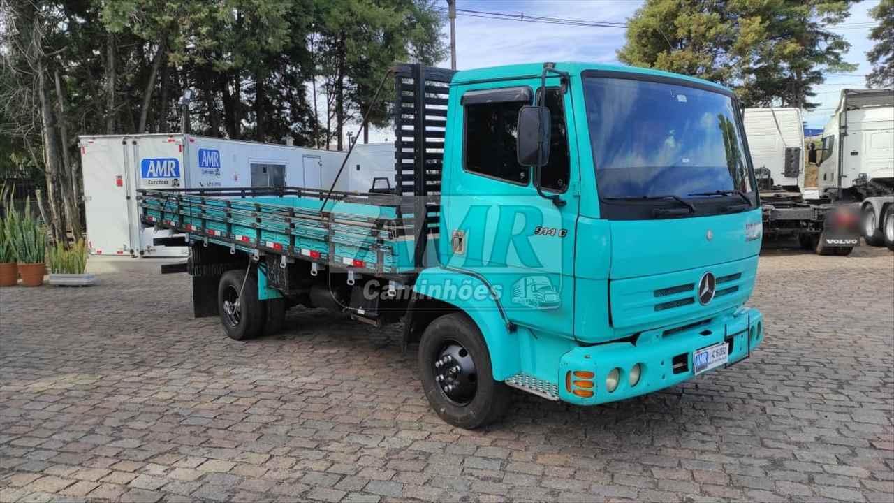 CAMINHAO MERCEDES-BENZ MB 914 Carga Seca 3/4 4x2 AMR Caminhões JUNDIAI SÃO PAULO SP