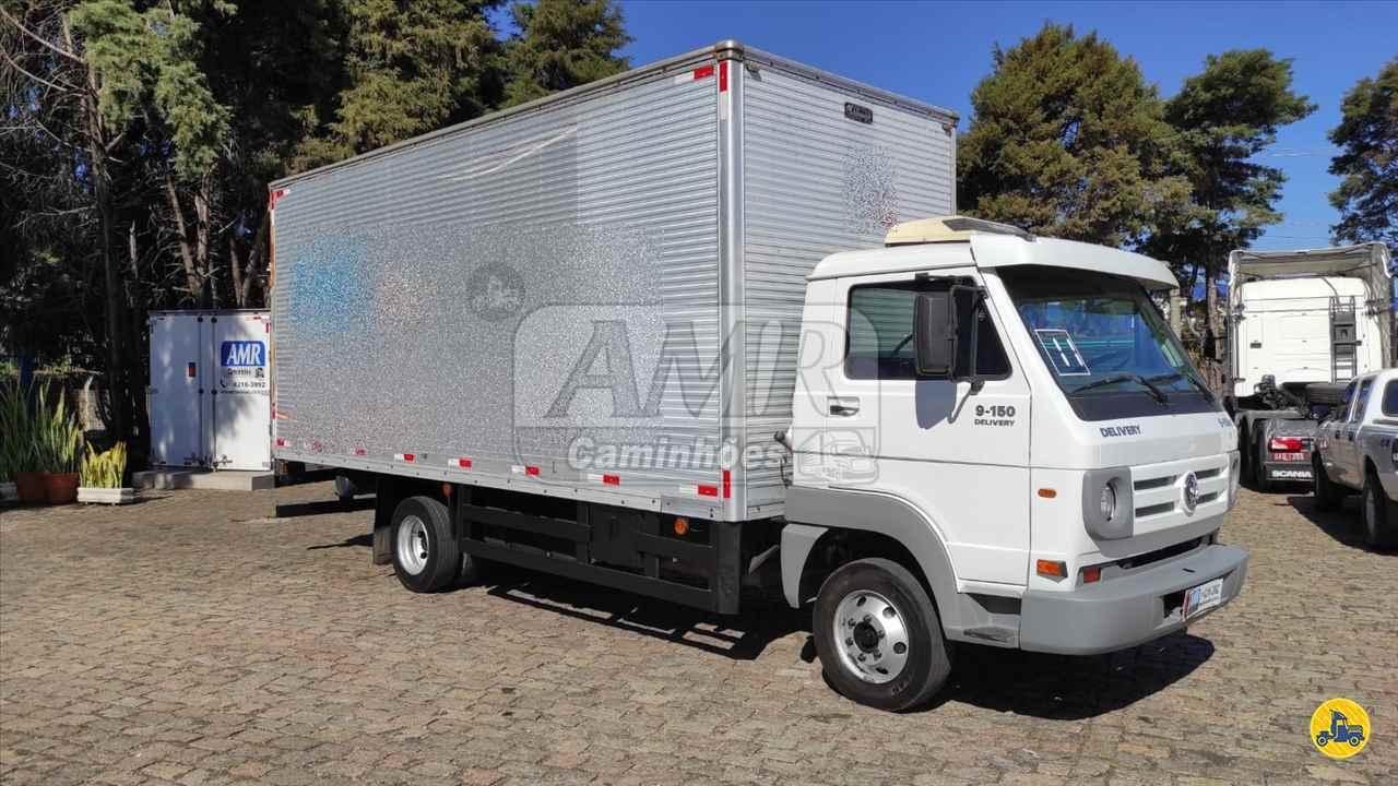 CAMINHAO VOLKSWAGEN VW 9150 Baú Furgão 3/4 4x2 AMR Caminhões JUNDIAI SÃO PAULO SP