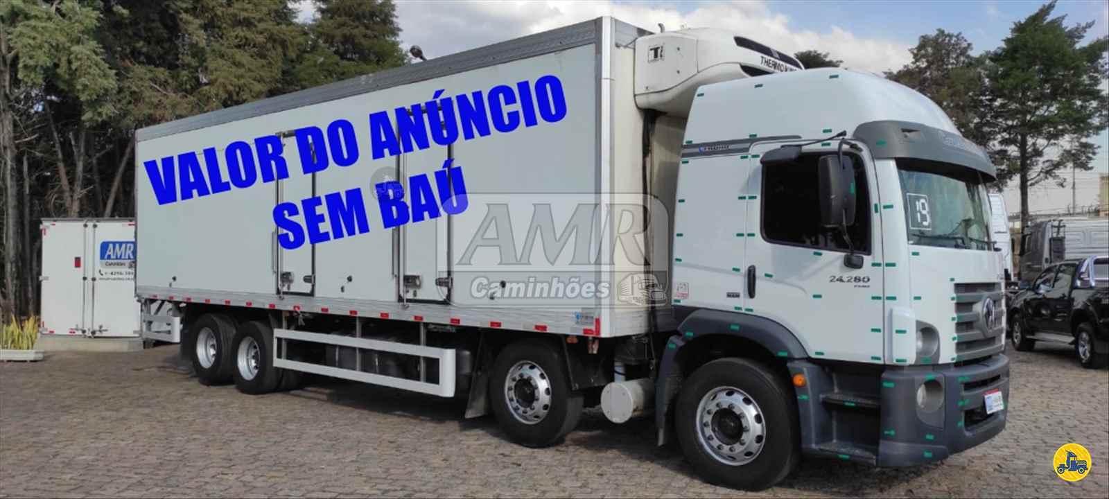 CAMINHAO VOLKSWAGEN VW 24280 Chassis BiTruck 8x2 AMR Caminhões JUNDIAI SÃO PAULO SP
