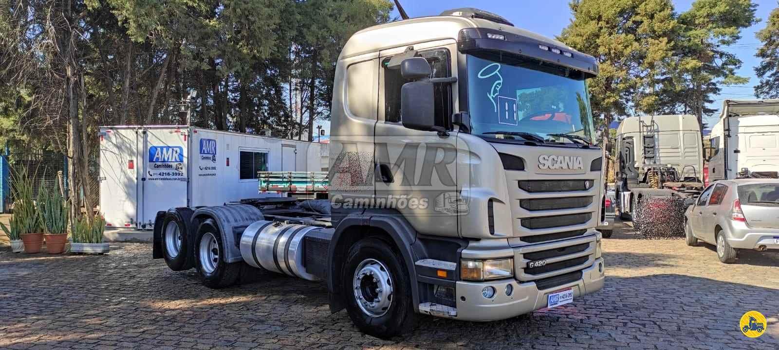 CAMINHAO SCANIA SCANIA 420 Cavalo Mecânico Truck 6x2 AMR Caminhões JUNDIAI SÃO PAULO SP