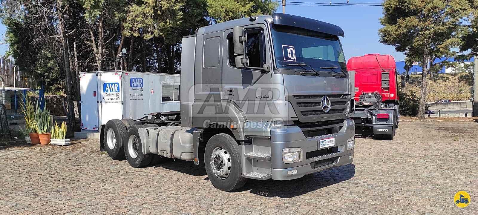 CAMINHAO MERCEDES-BENZ MB 2544 Cavalo Mecânico Truck 6x2 AMR Caminhões JUNDIAI SÃO PAULO SP