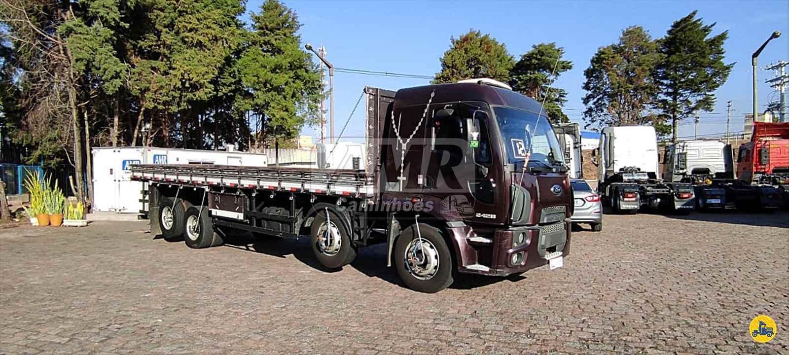 CAMINHAO FORD CARGO 2428 Carga Seca BiTruck 8x2 AMR Caminhões JUNDIAI SÃO PAULO SP