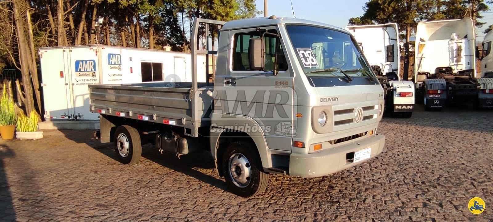 CAMINHAO VOLKSWAGEN VW 5140 Carga Seca Truck 6x2 AMR Caminhões JUNDIAI SÃO PAULO SP