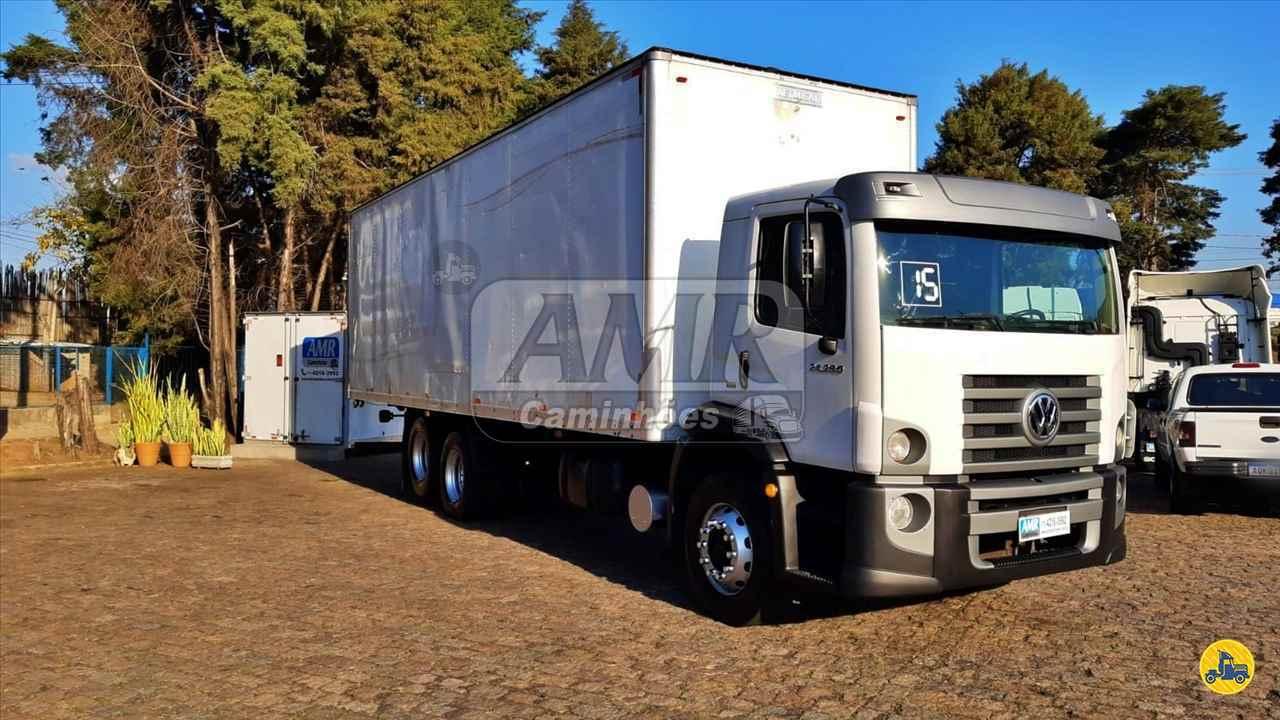 CAMINHAO VOLKSWAGEN VW 24280 Baú Furgão Truck 6x2 AMR Caminhões JUNDIAI SÃO PAULO SP
