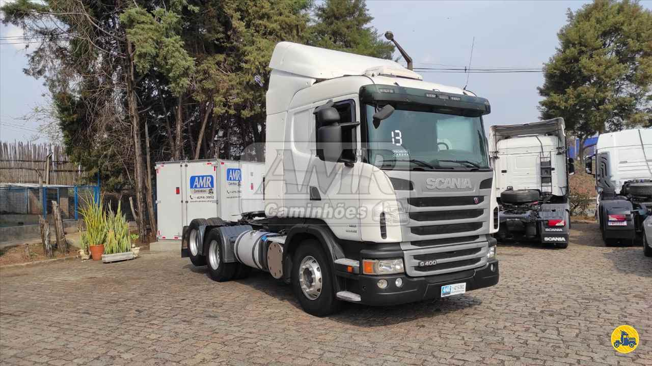 CAMINHAO SCANIA SCANIA 400 Cavalo Mecânico Truck 6x2 AMR Caminhões JUNDIAI SÃO PAULO SP