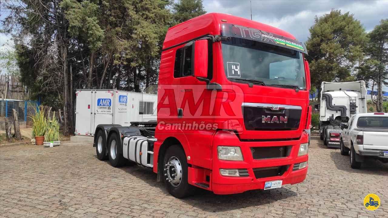 CAMINHAO MAN TGX 29 440 Cavalo Mecânico Traçado 6x4 AMR Caminhões JUNDIAI SÃO PAULO SP