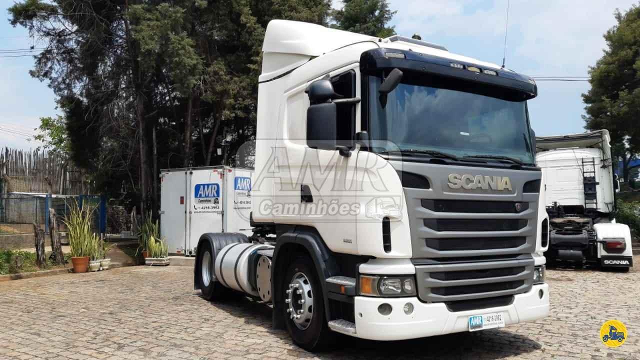 CAMINHAO SCANIA SCANIA 400 Cavalo Mecânico Toco 4x2 AMR Caminhões JUNDIAI SÃO PAULO SP