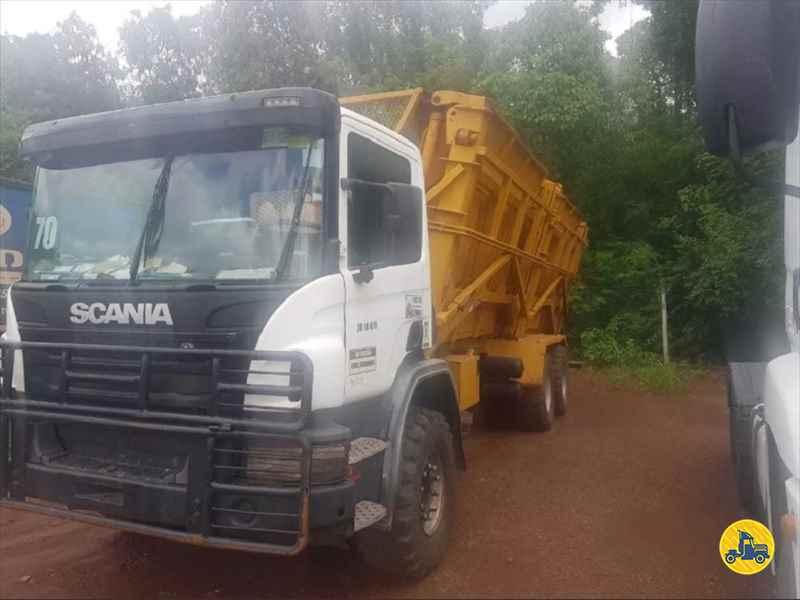 SCANIA SCANIA P250 192500km 2013/2013 Maracavel Londrina Caminhões