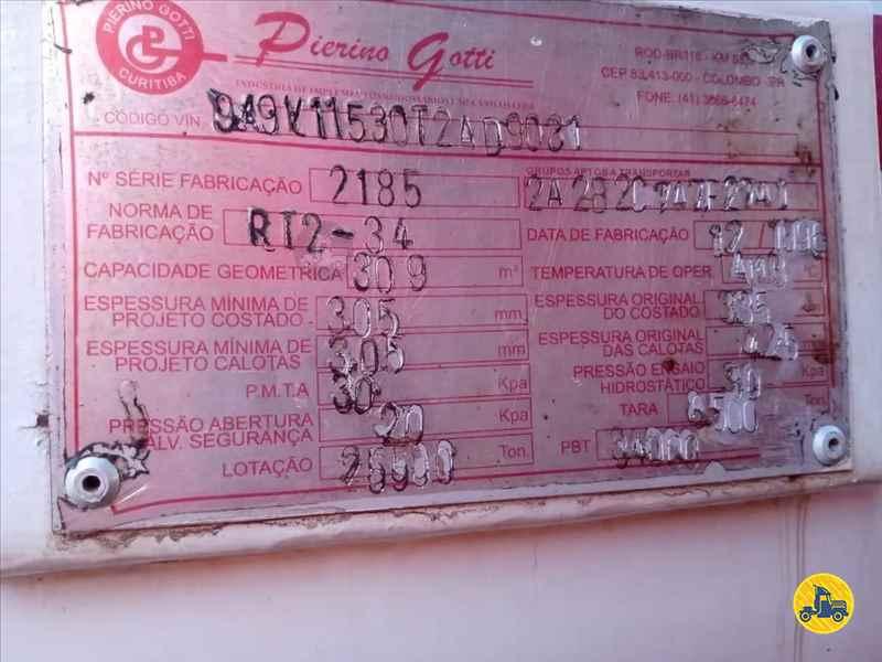 SEMI-REBOQUE TANQUE AÇO  1996/1996 Maracavel Londrina Caminhões