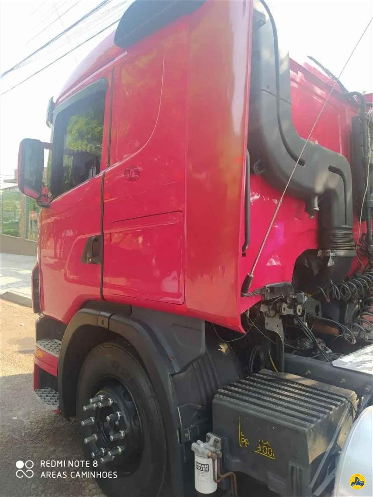 SCANIA SCANIA 420 750000km 2010/2011 Maracavel Londrina Caminhões