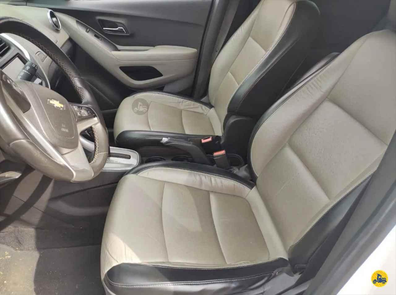 GM - Chevrolet Tracker 1.8 LTZ 85000km 2014/2014 Maracavel Londrina Caminhões