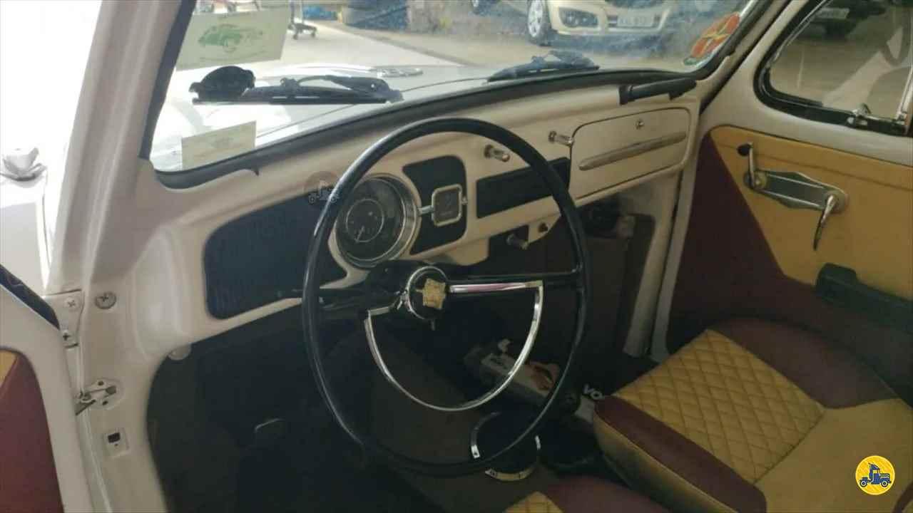VW - Volkswagen Fusca 1300 888888km 1968/1968 Maracavel Londrina Caminhões