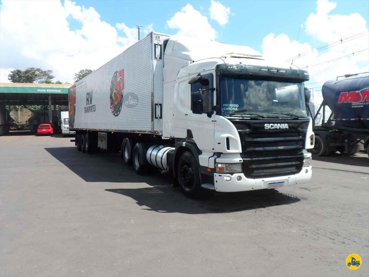 CAMINHAO SCANIA SCANIA P340 Cavalo Mecânico Truck 6x2 Maracavel Londrina Caminhões LONDRINA PARANÁ PR