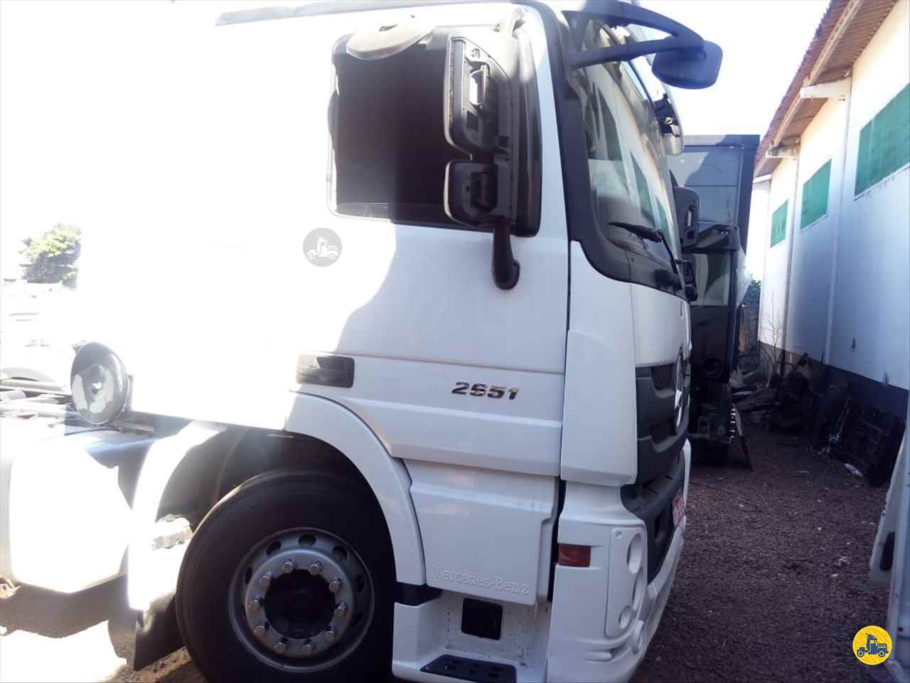 CAMINHAO MERCEDES-BENZ MB 2651 Cavalo Mecânico Traçado 6x4 Maracavel Londrina Caminhões LONDRINA PARANÁ PR