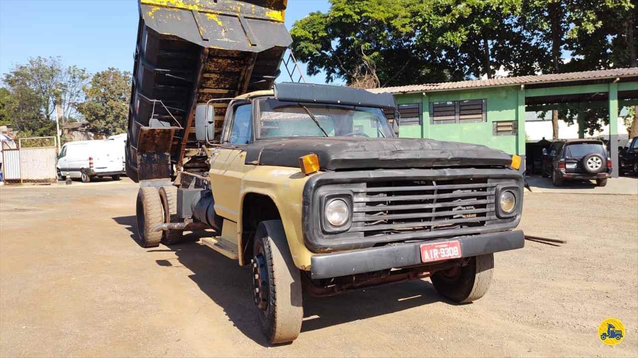 CAMINHAO FORD F600 Caçamba Basculante 3/4 4x2 Maracavel Londrina Caminhões LONDRINA PARANÁ PR