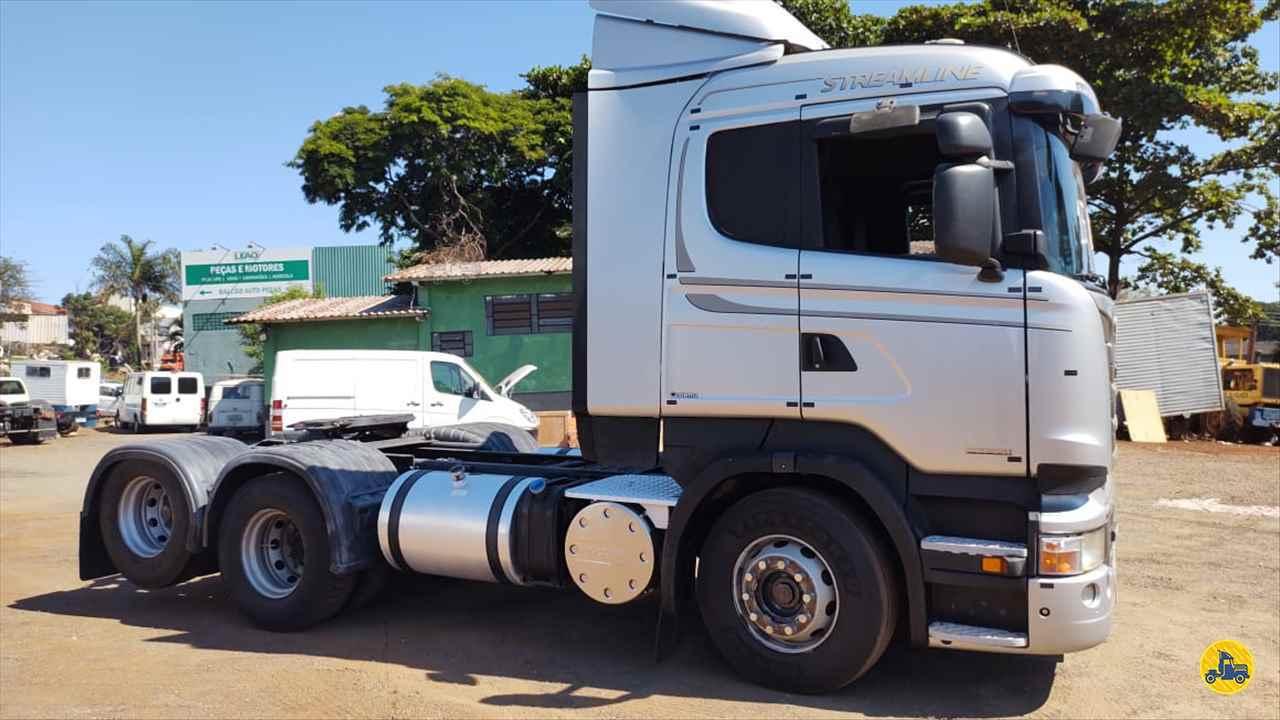 CAMINHAO SCANIA SCANIA 440 Cavalo Mecânico Truck 6x2 Maracavel Londrina Caminhões LONDRINA PARANÁ PR