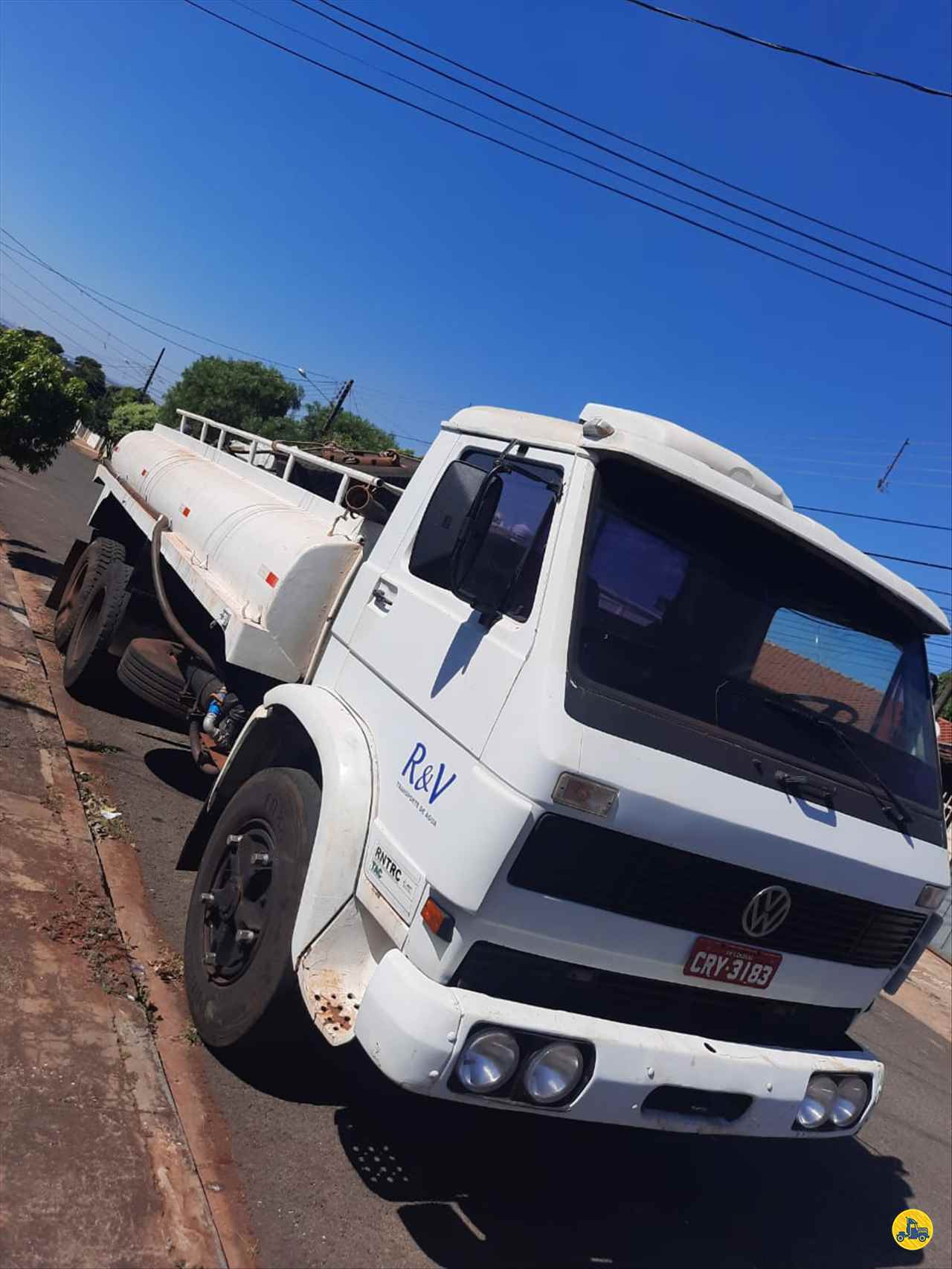 CAMINHAO VOLKSWAGEN VW 14140 Chassis Truck 6x2 Maracavel Londrina Caminhões LONDRINA PARANÁ PR