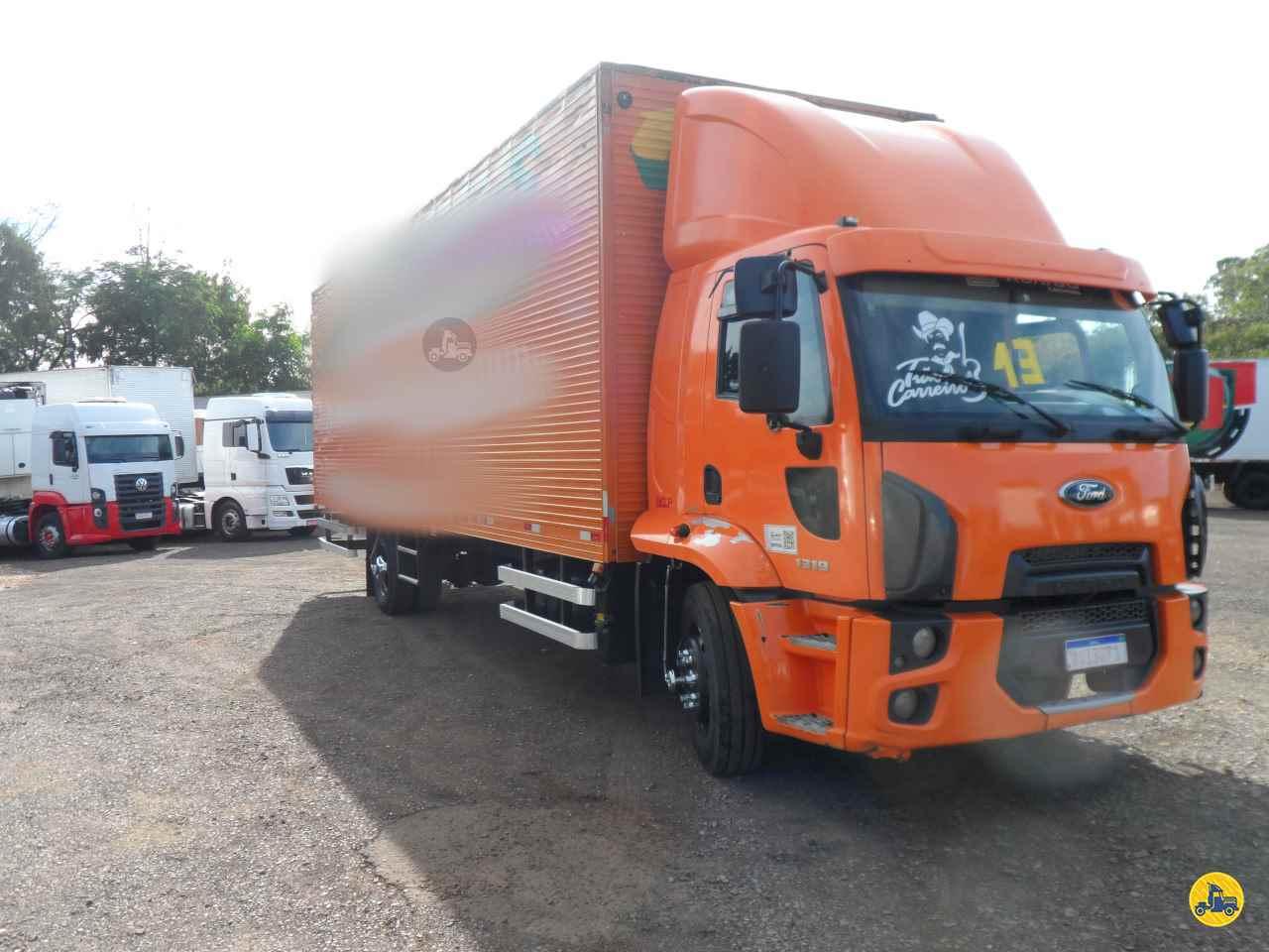 CAMINHAO FORD CARGO 1319 Baú Furgão Toco 4x2 Maracavel Londrina Caminhões LONDRINA PARANÁ PR