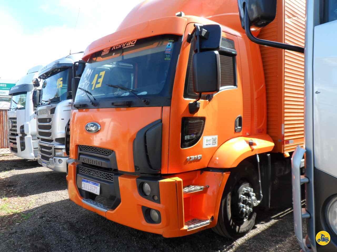 CAMINHAO FORD CARGO 1319 Chassis Toco 4x2 Maracavel Londrina Caminhões LONDRINA PARANÁ PR