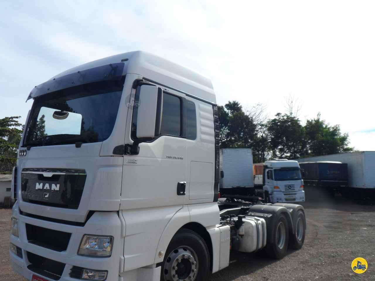 CAMINHAO MAN TGX 29 440 Cavalo Mecânico Traçado 6x4 Maracavel Londrina Caminhões LONDRINA PARANÁ PR