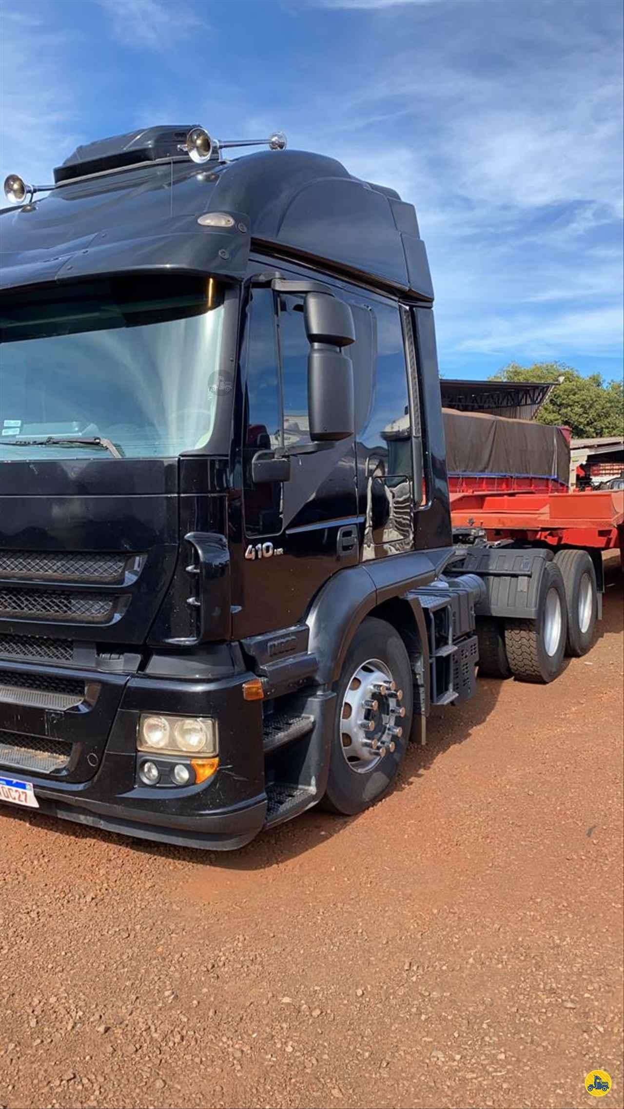 CAMINHAO IVECO STRALIS 410 Cavalo Mecânico Truck 6x2 Maracavel Londrina Caminhões LONDRINA PARANÁ PR