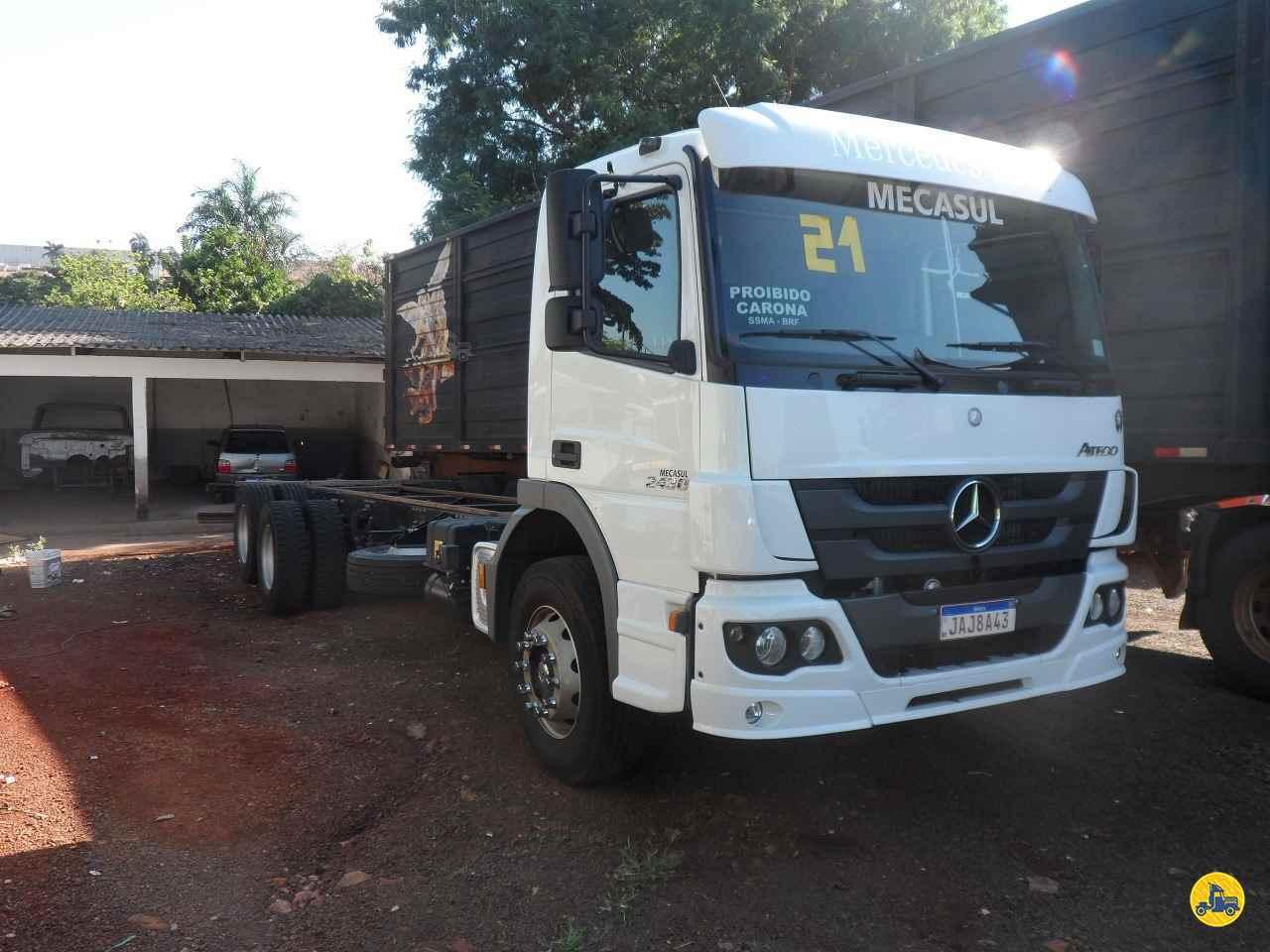 MB 2430 de Maracavel Londrina Caminhões - LONDRINA/PR