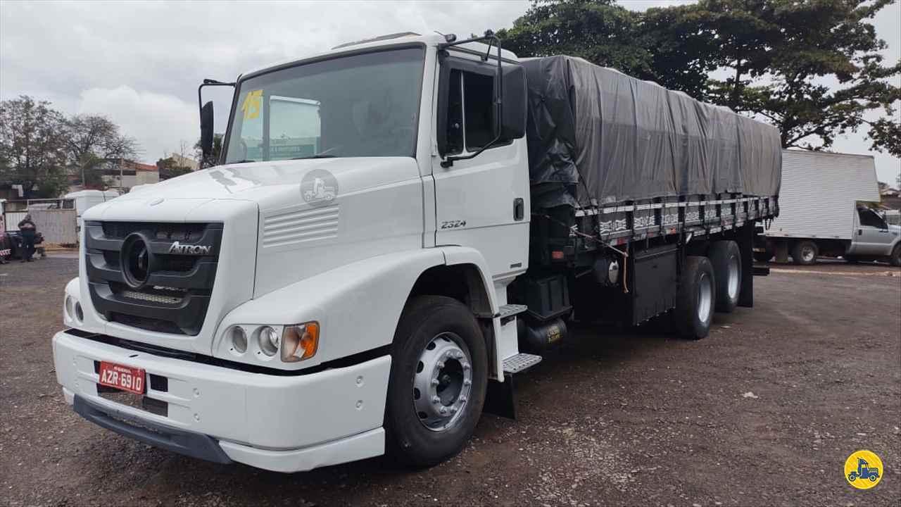 CAMINHAO MERCEDES-BENZ MB 2324 Graneleiro Truck 6x2 Maracavel Londrina Caminhões LONDRINA PARANÁ PR