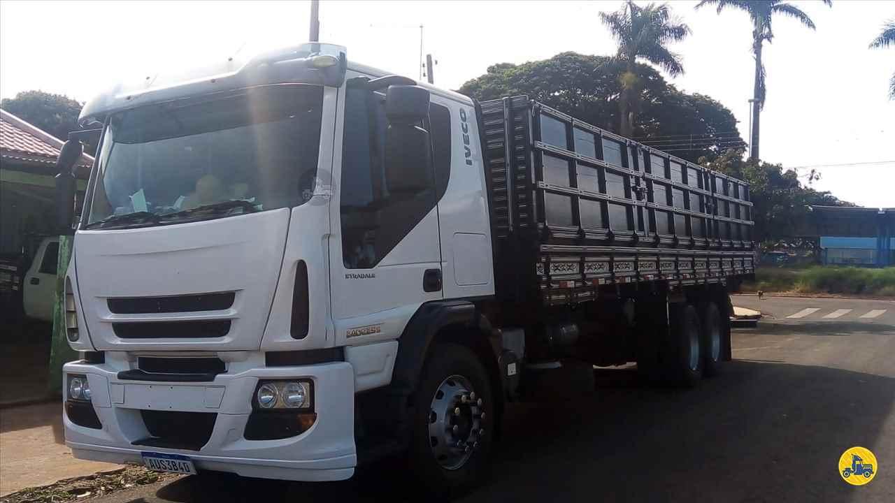 CAMINHAO IVECO TECTOR 240E25 Graneleiro Truck 6x2 Maracavel Londrina Caminhões LONDRINA PARANÁ PR