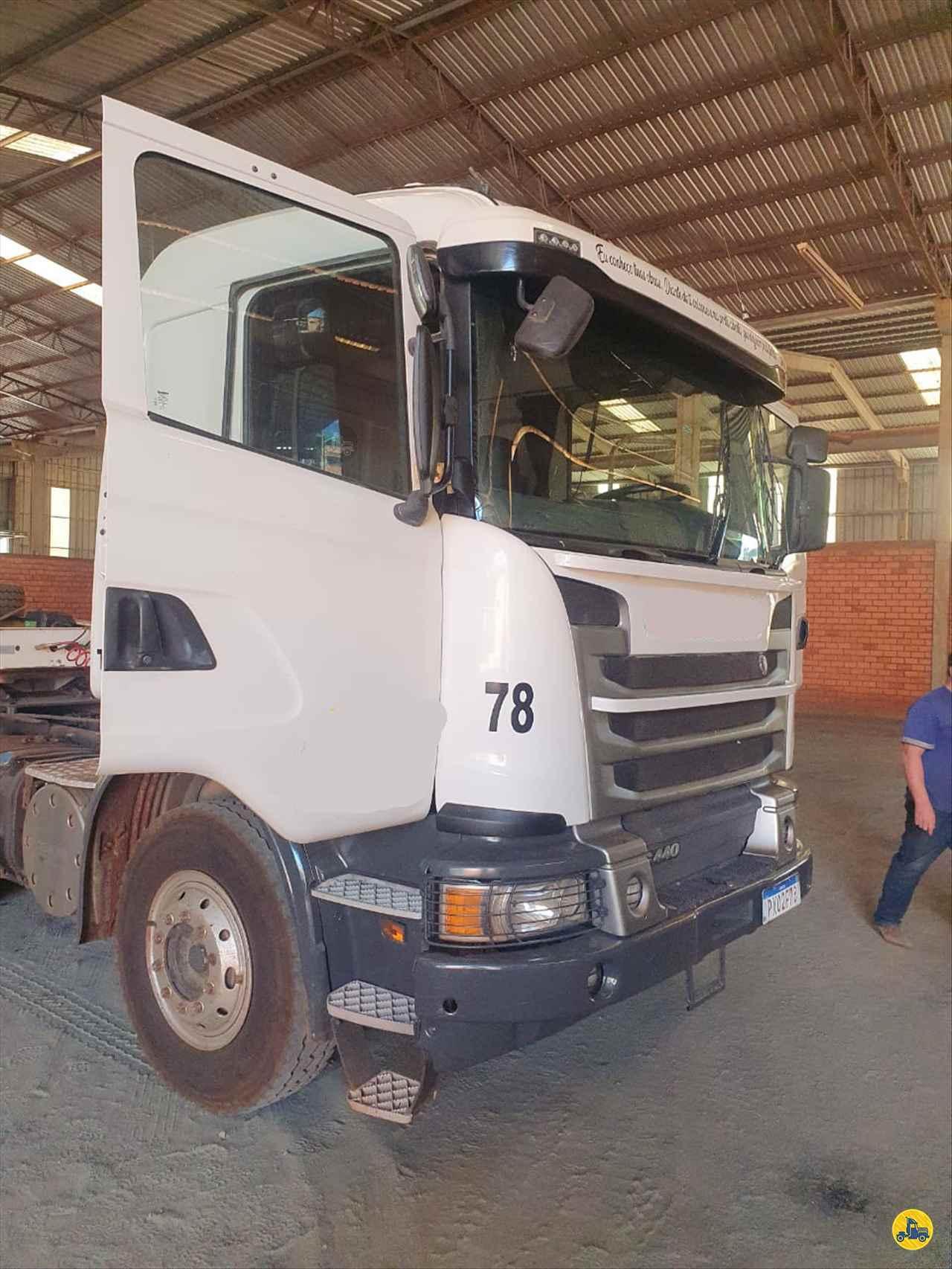 CAMINHAO SCANIA SCANIA 440 Cavalo Mecânico Traçado 6x4 Maracavel Londrina Caminhões LONDRINA PARANÁ PR
