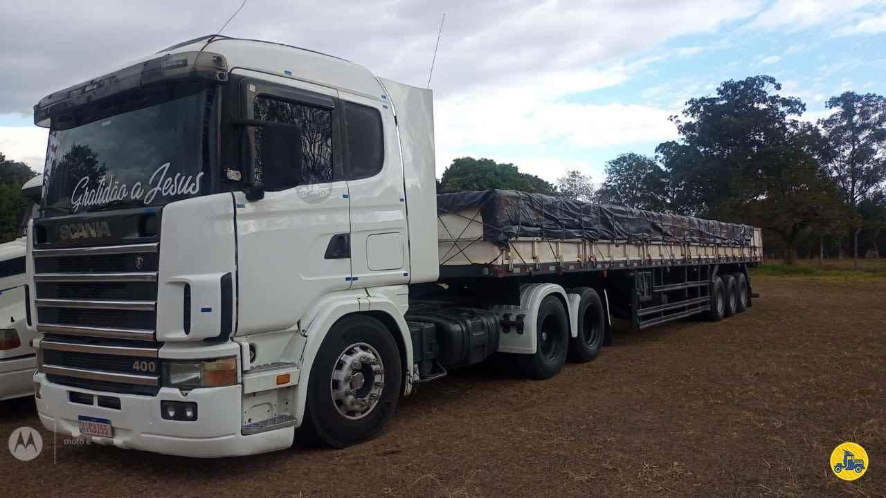 CAMINHAO SCANIA SCANIA 124 400 Cavalo Mecânico Truck 6x2 Maracavel Londrina Caminhões LONDRINA PARANÁ PR
