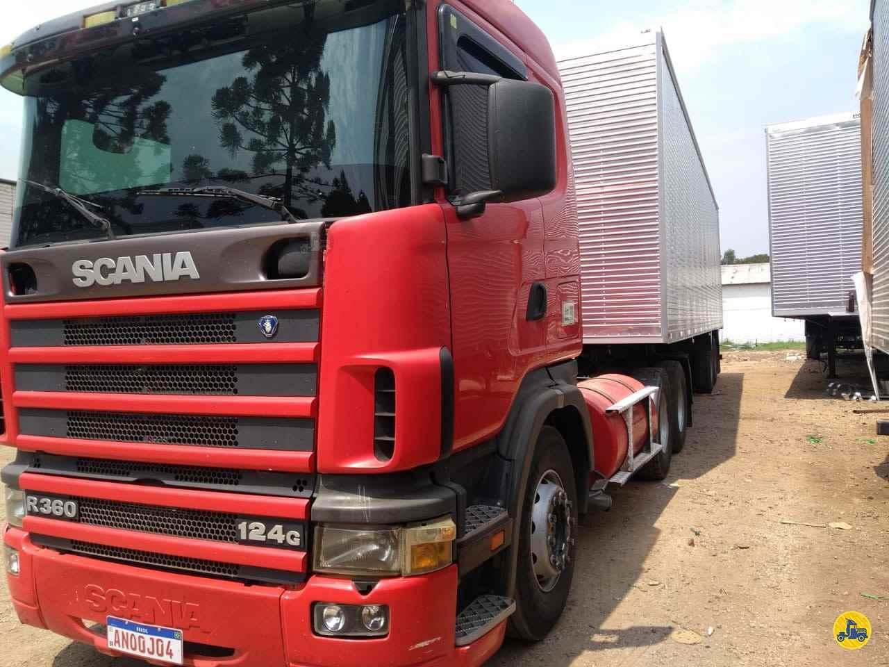 CAMINHAO SCANIA SCANIA 124 360 Cavalo Mecânico Truck 6x2 Maracavel Londrina Caminhões LONDRINA PARANÁ PR