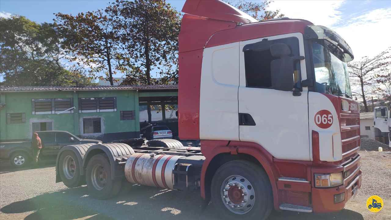 CAMINHAO SCANIA SCANIA 114 380 Cavalo Mecânico Truck 6x2 Maracavel Londrina Caminhões LONDRINA PARANÁ PR