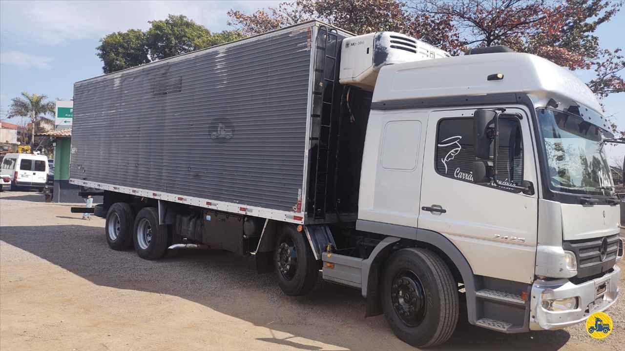 CAMINHAO MERCEDES-BENZ MB 2425 Baú Térmico BiTruck 8x2 Maracavel Londrina Caminhões LONDRINA PARANÁ PR